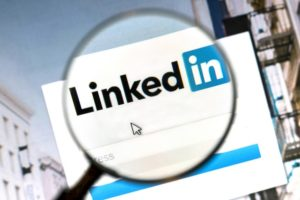 using linked in to get clients